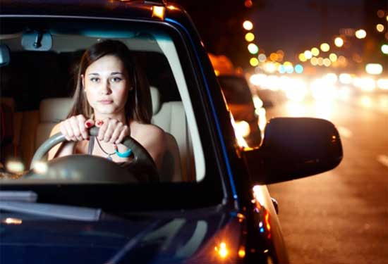 Some women feel 'some degree of fear' driving alone